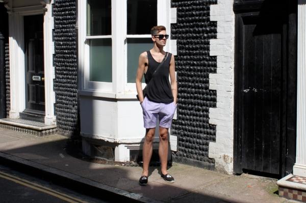 Brighton-man-standing